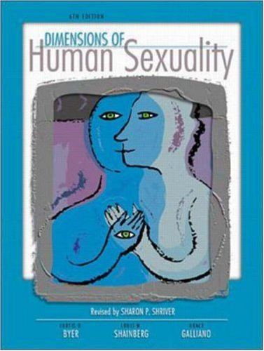 Dimensions in Human Sexuality