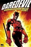 Frank Miller Daredevil Visionaries Frank Miller Volume 1 TPB: Frank Miller v. 1