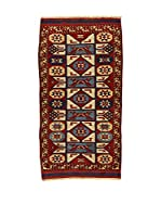 Eden Alfombra Konya Antik Rojo/Multicolor 104 x 181 cm