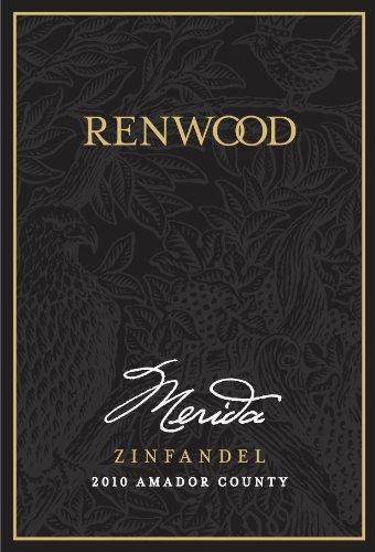 2011 Renwood Winerymerida, Amador County Zinfandel Gift Pack 750 Ml