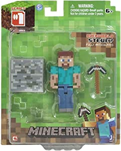Minecraft Series 1 Over World Steve? Action Figure