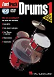 echange, troc Fast Track: Drums Method 1 [Import USA Zone 1]