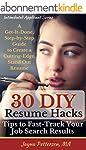 30 DIY Resume Hacks - Tips to Fast-Tr...