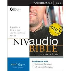 NIV Dramatized Audio Bible MP3
