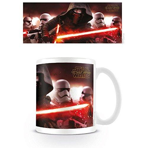 Star Wars The Force Awakens Kylo Ren Stormtrooper-Tazza in ceramica