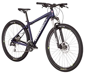 Diamondback 2013 Overdrive Sport 29'er Mountain Bike with 29-Inch Wheels  (Blue, 20-Inch/Large)