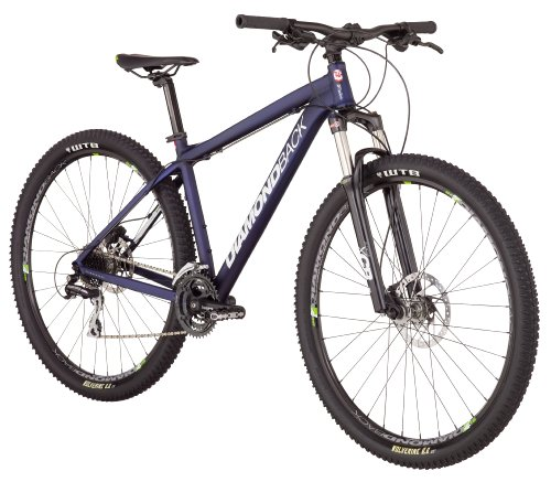 Diamondback 2013 Overdrive Sport 29'er Mountain Bike with 29-Inch Wheels  (Blue, 22-Inch/X-Large)