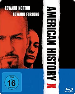 American History X Steelbook [Blu-ray] [Limited Edition]