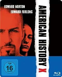 American History X Steelbook [Blu-ray] [Limited Edition]