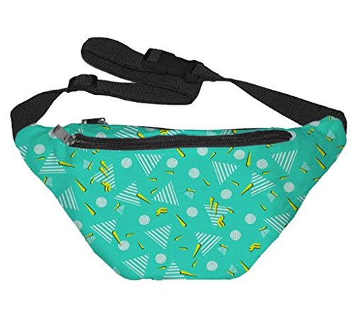 Funny Guy Mugs 80's Pattern Fanny Pack (Pattern Fanny Pack compare prices)