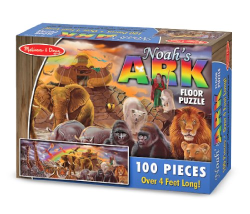 Cheap WMU Noah's Ark Floor (100 pc) Case Pack 1 (B005ECAGVW)