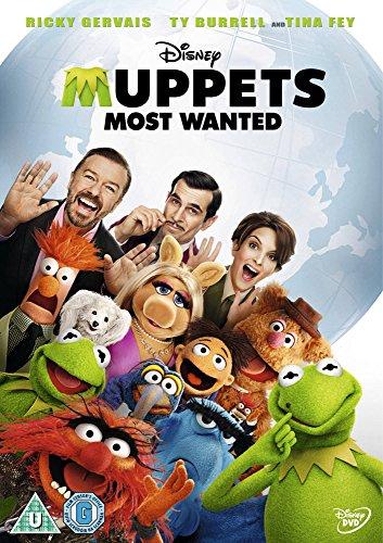 Muppets Most Wanted [Edizione: Regno Unito]
