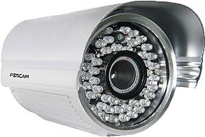 Foscam FI8905E Outdoor POE IP Camera with 4mm lens
