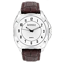 Laurels Diplomat 1 Analog Silver Dial Mens Watch ( Lo-Dip-101)