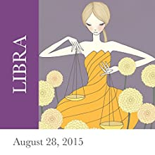 Libra: August 28, 2015  by Tali Edut, Ophira Edut Narrated by Lesa Wilson