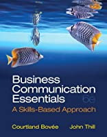 Business Communication Essentials, 6th Edition Front Cover