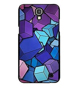 ColourCraft Abstract image Design Back Case Cover for SAMSUNG GALAXY MEGA 2