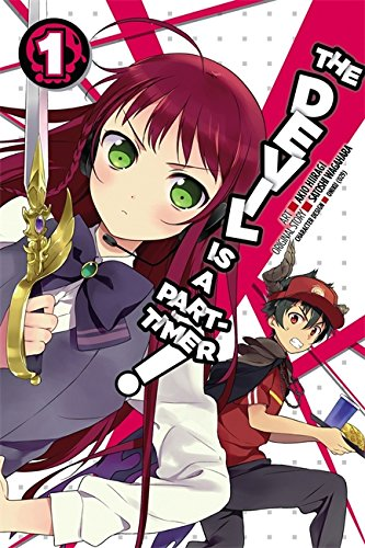 The Devil is a Part-Timer, Vol. 1 (Manga) (Devil Is a Part-Timer!the Manga)