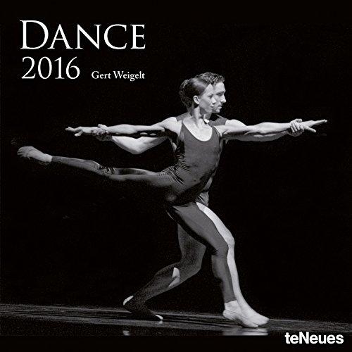 2016 Dance Wall Calendar