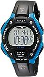 Timex -T5K521SU - IRONMAN Running 30 Lap - Montre Sport Homme - Quartz Digital - Cadran Noir - Bracelet Résine Noir