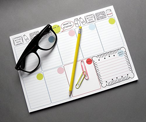 weekly-planner-notepad-to-do-list-notepad-planner-undated-weekly-weekly-pad-planner-large-weekly-pla