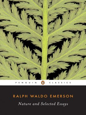 Nature by Ralph Waldo Emerson Book