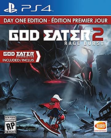 God Eater 2: Rage Burst - PlayStation 4 Day 1 Edition