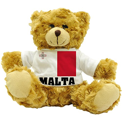 malta-national-flag-plush-teddy-bear