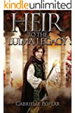 Heir to the Luima Legacy (Luima Legacy Series Book 2)
