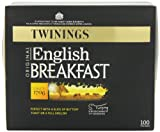 Twining English Breakfast Tea bags (Pack of 400 bags)
