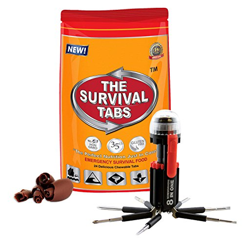 Survival Food for Personal water craft Survival