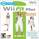 Wii Fit Plus - Software Only - Standa...