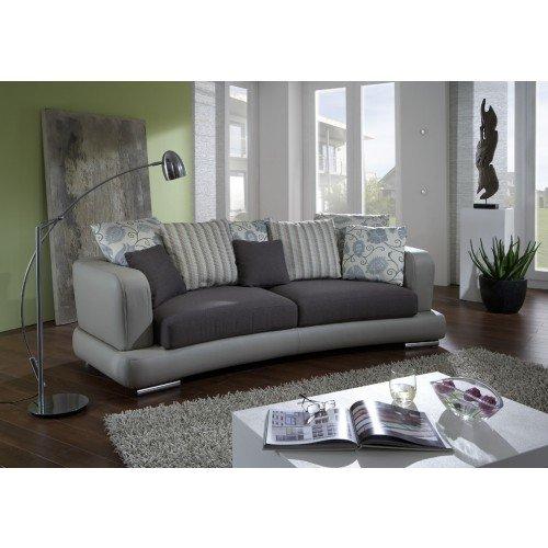 3 Sitzer Big Sofa BRITTA inkl. Kissen