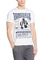 Lonsdale Camiseta Manga Corta Matson (White)