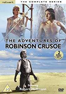 The Adventures Of Robinson Crusoe [1964] [DVD]