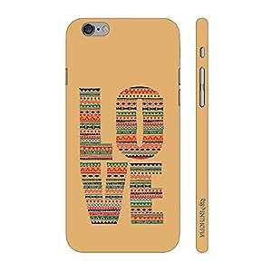 Enthopia Designer Hardshell Case Lovztec Back Cover for Apple Iphone 6, 6s