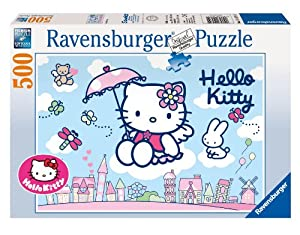 Ravensburger Hello Kitty 500 piece jigsaw [Toy]