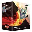 AMD A8-3870K APU with AMD Radeon 6550 HD