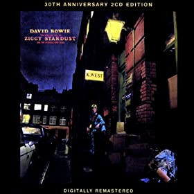 The Rise And Fall Of Ziggy Stardust And The Spiders From Mars [30th Anniversary Edition]