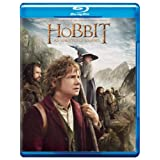 The Hobbit: An Unexpected Journey (Blu-ray/DVD + UltraViolet Digital Copy Combo Pack) ~ Ian McKellen