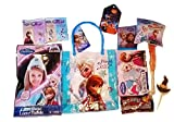 'Ready, Set, Glow' Disney Frozen Halloween Tricks and Candy Treats Gift Basket