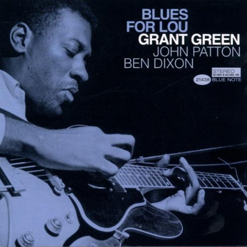 grant green - blues for lou (sleeve art)