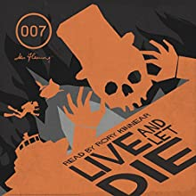 Live and Let Die (with Interview) (       UNABRIDGED) by Ian Fleming Narrated by Rory Kinnear