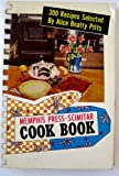 img - for Memphis Press-scimitar Cookbook book / textbook / text book
