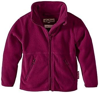 Playshoes - 420011 -  Veste polaire - Col mao - Mixte EnfantViolet - Violett (lila) - FR: 10 ans (Taille fabricant: 140)