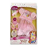 Disney Royal Baby Boutique Be A Princess Ballerina! Disney Nursery Doll Outfit Fashion Pink