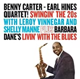 echange, troc Benny Carter & Earl Hines Quartet - Swingin' The 20s (1958)