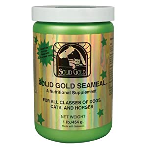 Solid Gold Seameal Mineral and Vitamin Supplement for Dogs and Cats (1 pound)