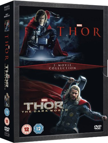Thor / Thor: The Dark World Double Pack DVD