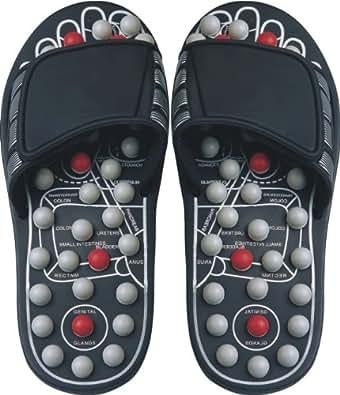 Reflexology Sandals - Massage Slippers; Acupressure Foot Massager; Foot Massager; Reflex Massage Sandal; Reflexology Slippers;